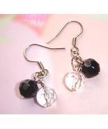 Handmade Crystal Earrings - $1.99