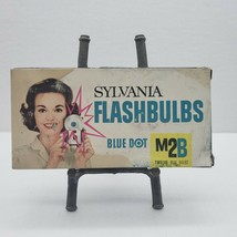 Vintage Sylvania M2B Blue Dot Flashbulbs 12 pack Package - $7.99