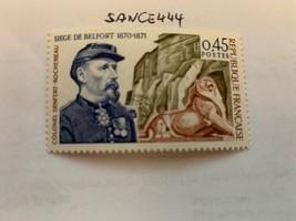 France Siege de Belfort 1970 mnh    stamps - $1.20