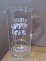 Southern Comfort Plastic Serving Pitcher~by Precisoncraft~Brand New! - $5.89