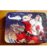 Coca Cola Collectible Tin and 2 Decks of Playing Cards MIB - $5.00