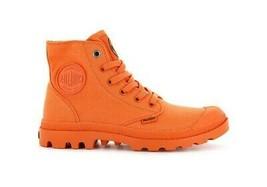 Palladium Unisex Mono Chrome 73089-833-M Comfort Shoes Rust Orange - $57.87
