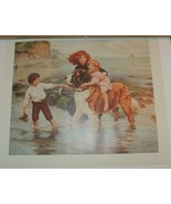 "Arthur J Elsley The Rescue Party Medici Society Ltd Print on Paper 12.5""... - $53.99"