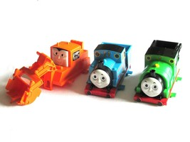 Replacement Tomy Thomas & Friends Big Loader Set 6563 Character Chassis Covers + - $21.99