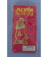 Alvin and the Chipmunks Alvin Keychain 2011 FOX Flexible NRFP - $3.99