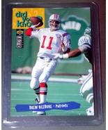 Trading Cards / Sports Cards - Upper Deck 1995 - did you know? - DREW BL... - $5.00