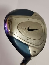 Nike Cover Club T40 Tour 19 5 Fairway Wood Right Graphite Ladies Flex Nike Golf  - $32.71