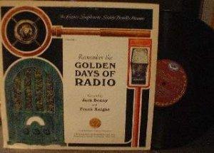 Golden Days of Radio Vol. 1 - Jack Benny - Longines Symphonette Society SY5183