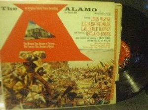 The Alamo - Original Sound Track - Columbia CL 1558
