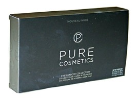 Pure Cosmetics Eyeshadow Collection, Buff Shadows - $49.99