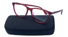 Calvin Klein Women's Red Cyclamen Glasses with case CK 5918 615 54mm - $73.99
