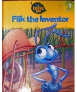 A Bugs Life Volume 1 Flik the Inventor Hardcover Book - $5.93