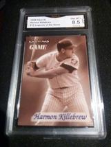 1996 Fleer SI Harmon Killebrew GMA Graded 8.5 NM-MT+ Legends Baseball 15 - $7.75