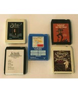8 Track Tapes Cartridge Vintage Music Gladys Knight Neil Sadaka Choice o... - $4.99+