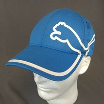 Puma Blue StrapBack Hat Golf Baseball Hat - $14.46
