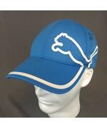 Puma Blue StrapBack Hat Golf Baseball Hat - $14.46