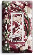 Estella Tulips Victorian Pattern 1 Gfci Light Switch Wall Plate Cover Room Decor - $9.89