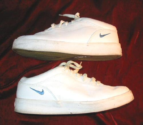 Nike Leather Classic SB Skateboarding Tennis Shoes 10