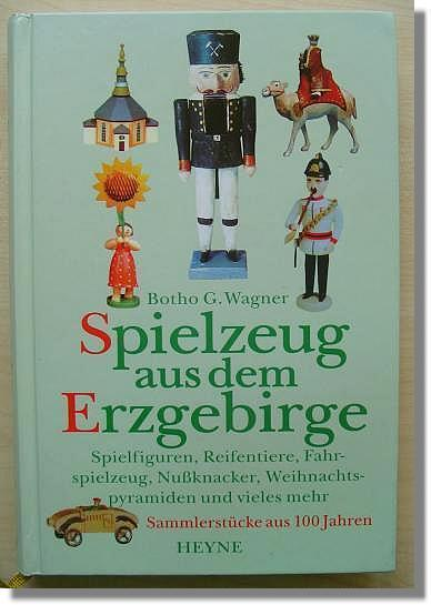 Collector Book ERZGEBIRGE TOYS over a 100 year period
