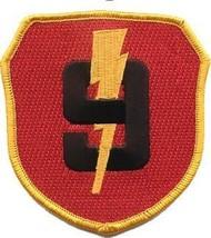 USMC 9th Marines Patch - $11.87