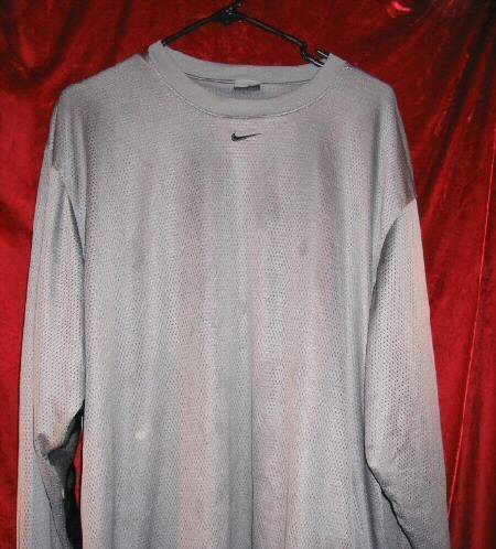 Nice Nike Hoop Basketball Pullover Fleece Shirt 2XL XXL