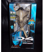 1996 Independence Day Alien Supreme Commander Movie Figure New In The Box - $54.99