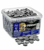 Pantteri Musta Black Salty Lakritz Pralinenschachtel 2kg FAZER Finnland - $45.73