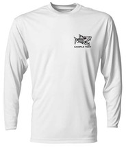 6 Personalized Custom Front & Back Printed Dri Fit Longsleeve Fishing Sun ShirtI image 4