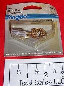 Westinghouse Angelo Lighting Socket Keys 70160