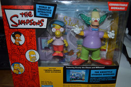 Playmates Toys The Krustylu Studios Diorama featuring Krusty the Clown... - $18.69