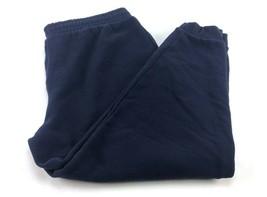 Fila Ladies Heritage Fleece Jogger Sweat Pants Size XL Navy Blue - $18.61
