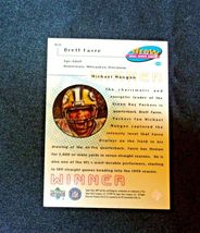 Brett Farve # 4 Green Bay Packers QB Football Trading Cards AA-19 FTC3002 Vintag image 10