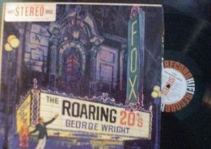 George Wright - The Roaring 20's - Hi-Fi Records SR 718