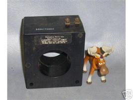 Westinghouse Current Transformer 300:5 3486C98H03 - $510.16