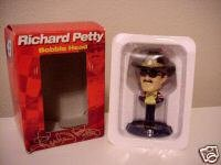 Richard Petty RARE Bobble Head NEW in BOX shown collector 2002