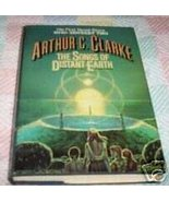 THE SONGS of DISTANT EARTH by Arthur C. Clarke HBDJ  - $4.00