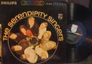 Serendipity Singers - We Belong Together - PHS 600-180