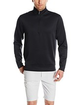 Antigua Men's Leader Pullover, Black, X-Large - $83.18