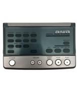 AIWA Digital Audio System Remote Controller RC-AAT17 RC-AAT20 RC-AAT03  - $14.01