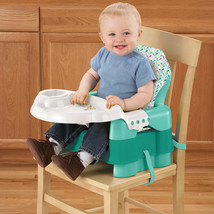 Safety 1st Deluxe Sit, Snack, and Go Convertible Booster Seat - $32.64