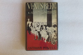 Venusberg & Agents and Patients by Anthony Powell. Two Novels in 1 book. - $59.99
