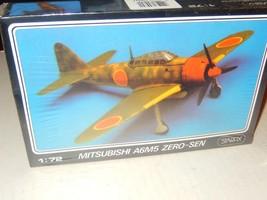 VINTAGE STARFIX MITSUBISHI AGM5 ZERO-SEN 1/72ND SCALE MODEL KIT-- NEW- J90 - $8.77