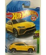 "Hot Wheels - ""17 Lamborghini Urus - Scale 1:64 - Yellow - $9.85"