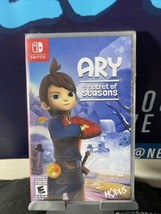 Ary and the Secret of Seasons Nintendo Switch NSW 2020 - $39.26