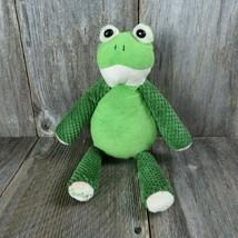Ribbit Frog Plush Scentsy Buddy Stuffed Animal Green - $17.81