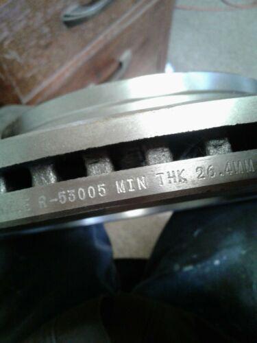 Detroit Break Rotor R-53005 (jew)