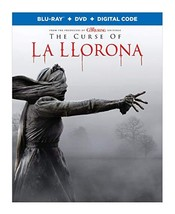 The Curse of La Llorona (Blu-ray + DVD + Digital, 2019)