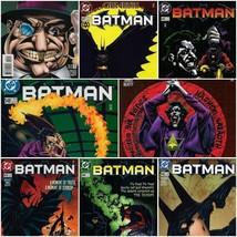 Batman Vol 1 (DC) 529-549 NM - $3.00
