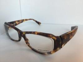 New ALAIN MIKLI AL10050001 AL 10050001 Cat Eye Tortoise Eyeglasses Frame France - $242.13