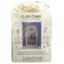 Lizzie Kate CLARA O'HARE Special Edition Cross Stitch Kit Easter Bunny R... - $27.72